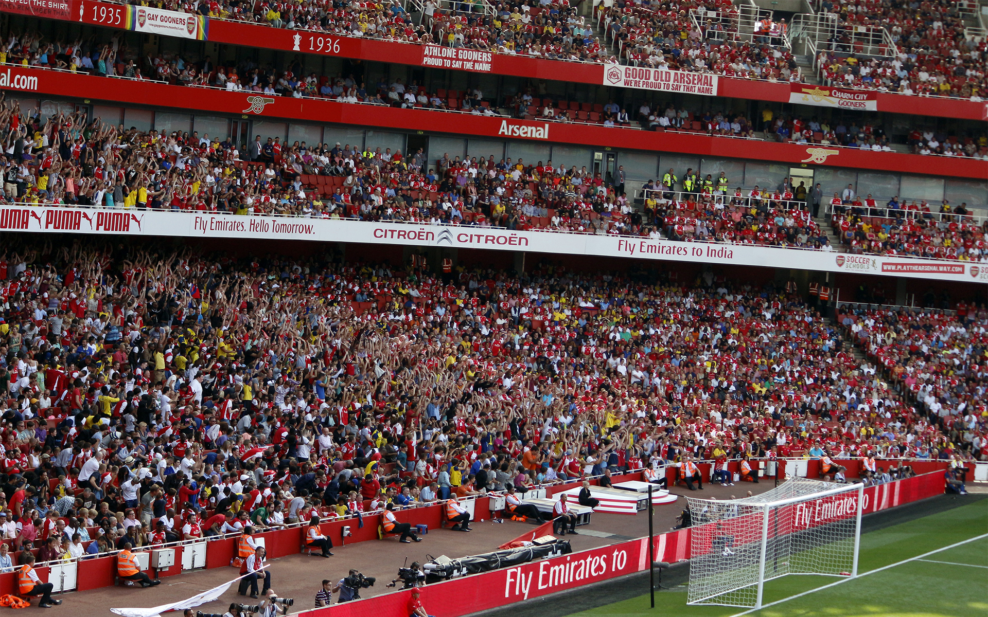 Home Of Arsenal